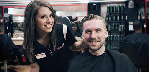 Sport Clips Haircuts of Clear Lake Marketplace Haircuts